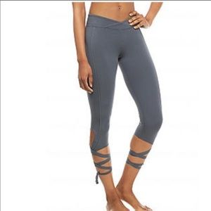 Free People Movement | Turnout Leg Tie Leggings